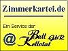 Zimmerkartei.de ein Service der Fa. Ball-Kellotat